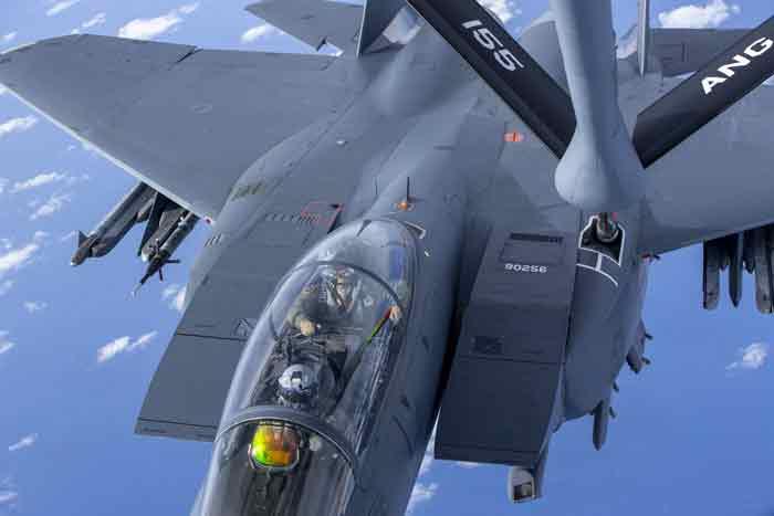 eafb eglin air force base emerald flag 2020 F-15