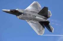 eglin air force base f-22 raptor in flight