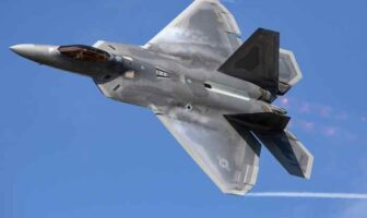 eglin air force base f-22 raptor in flight