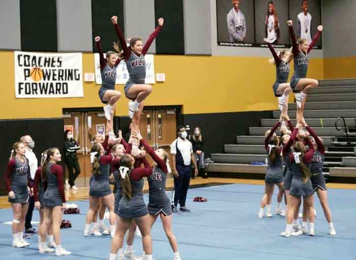 nhs cheer state championships 2021