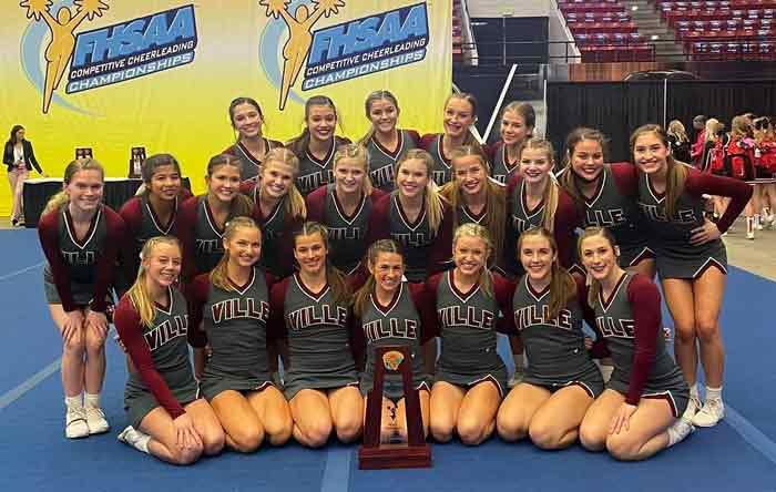 niceville high school cheer 2021 champions