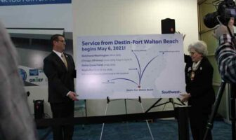 vps destin-fort walton beach airport southwest airlines