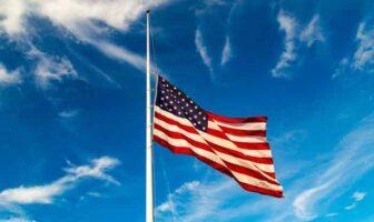 flag half mast okaloosa county