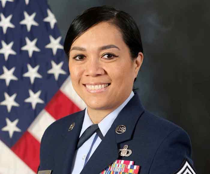 Senior Master Sergeant Jacinta Migo 505th Test and Training Group