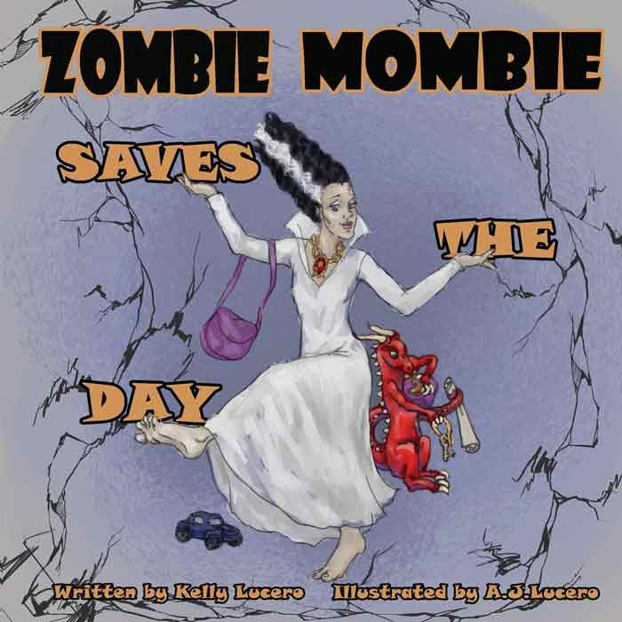 zombie mombie saves the day Kelly Lucero niceville