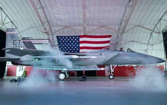 eglin air force base F-15EX Eagle ll