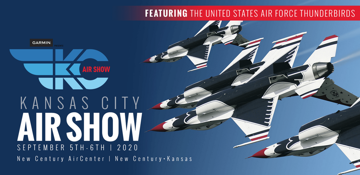 Kansas City Airshow Banner
