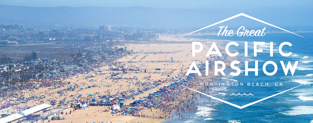 The Great Pacific Airshow Banner