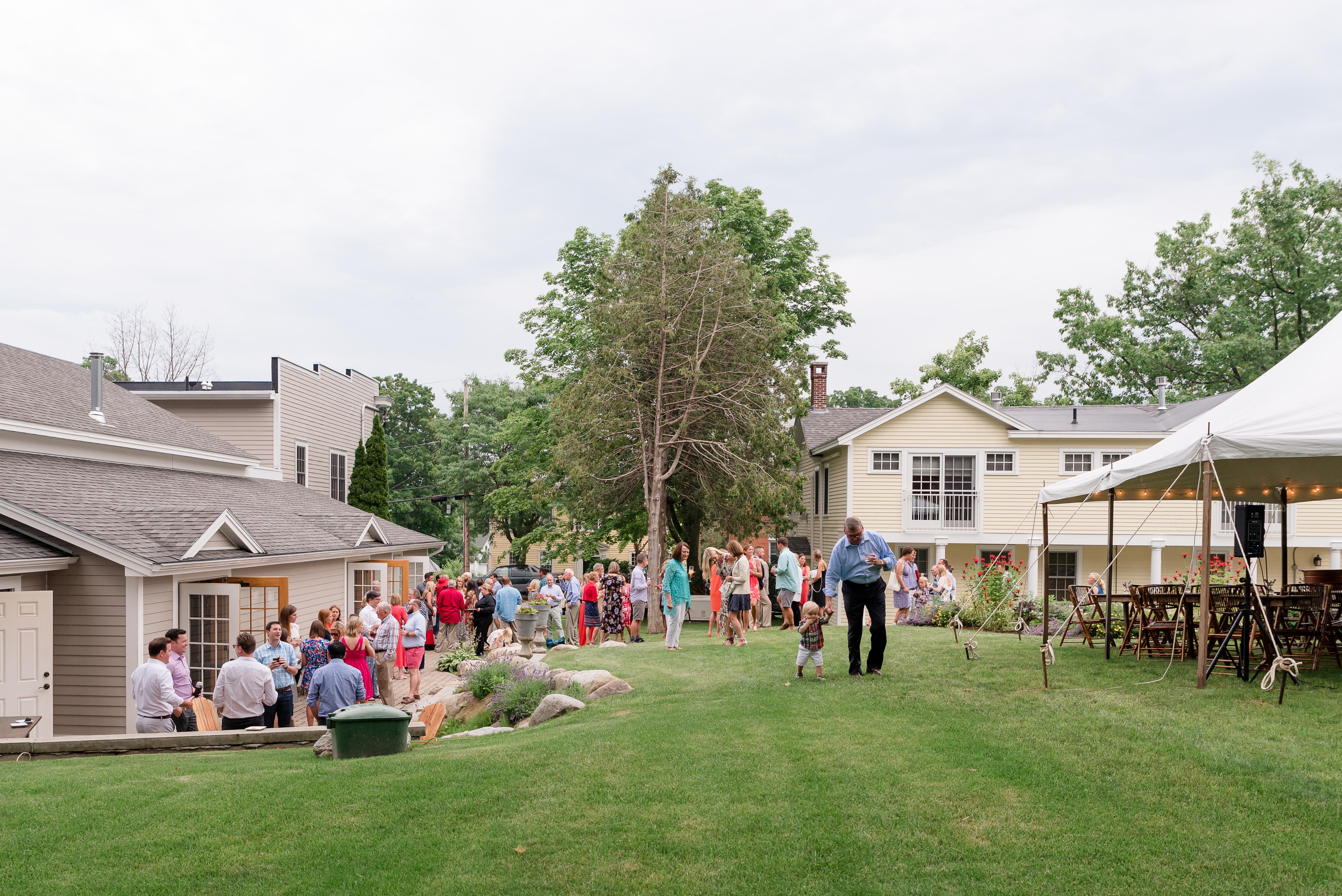 Wedding Venue Space