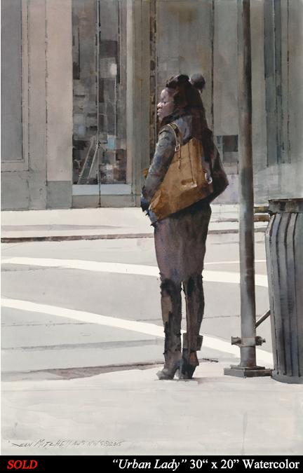 Urban Lady