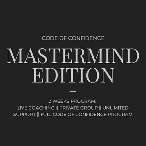 2 Week MasterMind Edition of Code of Confidence