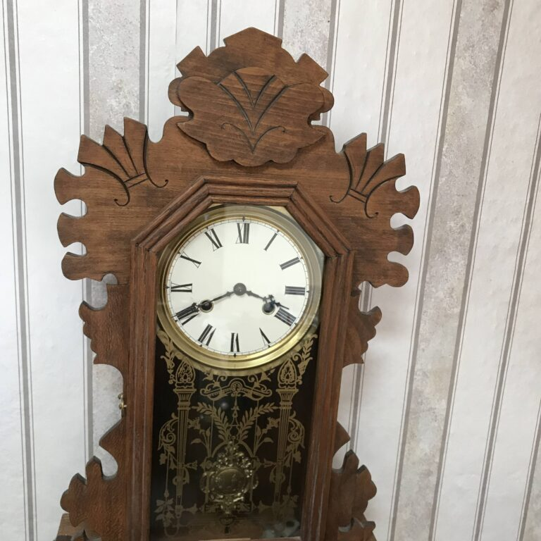 Hand Crafted Table Clock