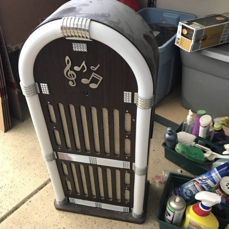 Bluetooth Jukebox Speaker