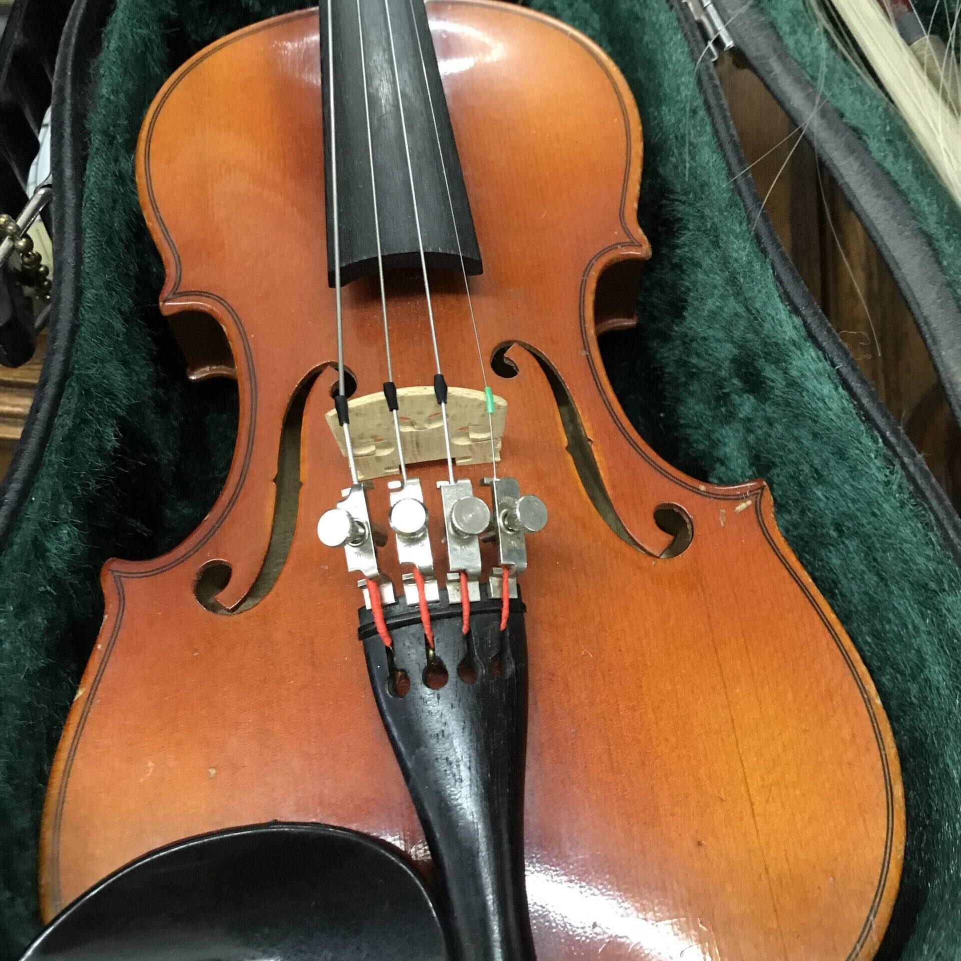 Violins x2