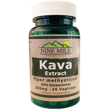 Nine Mile Botanicals Kava Extract