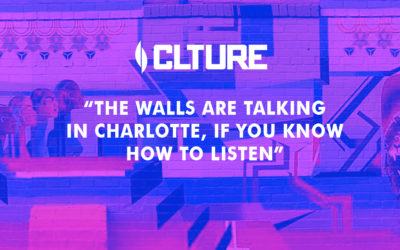 "CLTURE: ""Talking Walls is a Citywide Public Mural Festival Enhancing the Visual Appeal of Charlotte"""