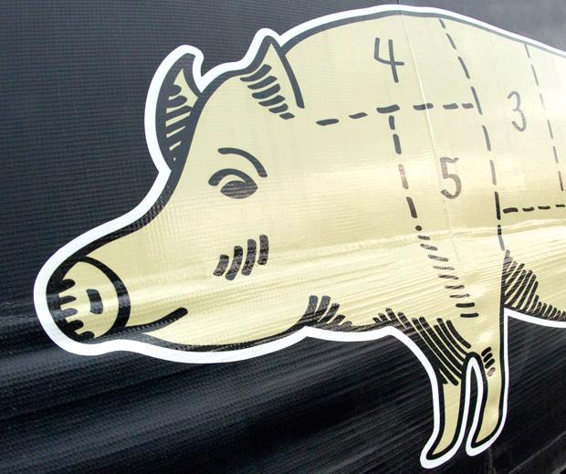 1608 Pig Awning