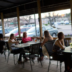 1608 Outside Seating