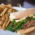 Pork Shoulder Sandwich