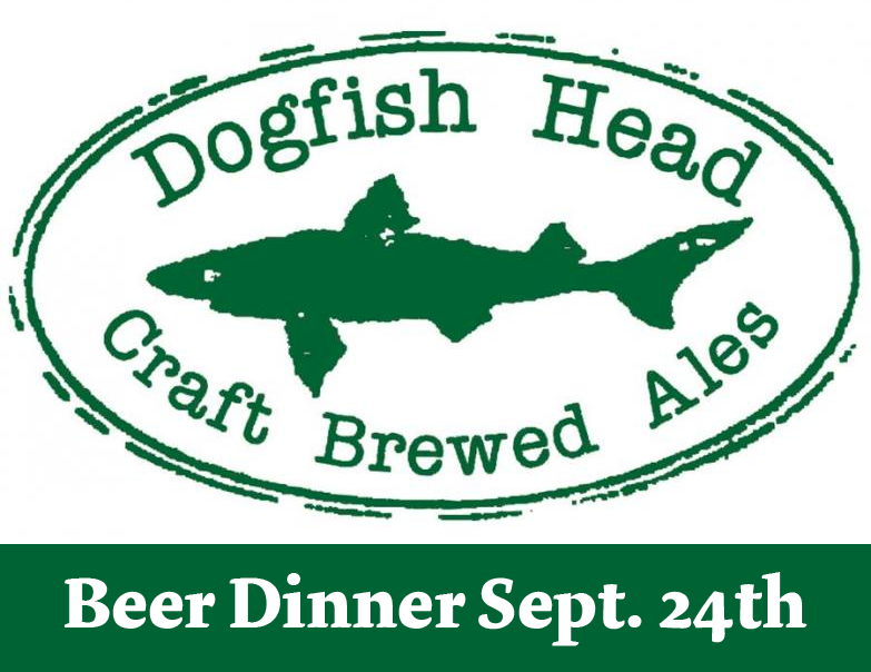 Dogfish Head - Beer Dinner