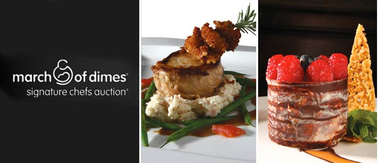 March of Dimes - Signature Chef Auction