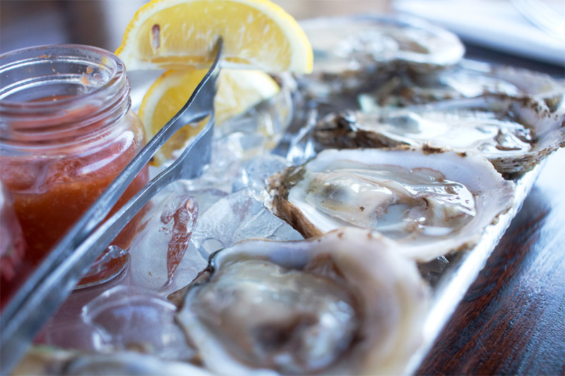 "Hampton Roads Show - ""In the Kitchen"" - Lynnhaven Oysters"