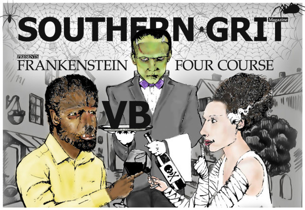 Southern Grit Magazine - Frankenstein Four Course
