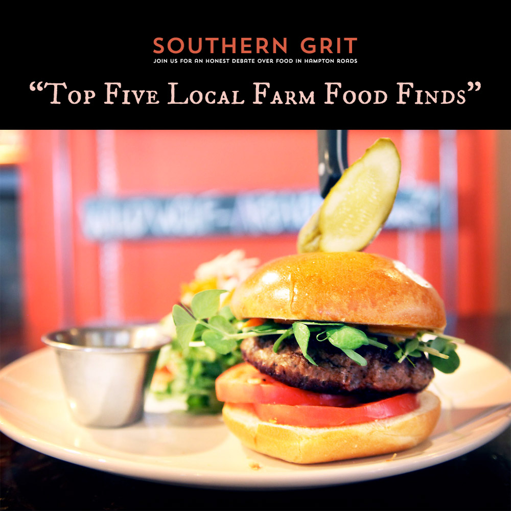 Southern Grit Magazine - Top 5 Farm Food