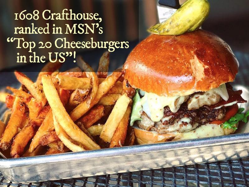 1608 - MSN Top 20 Cheeseburger in USA