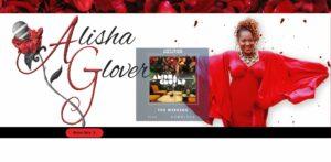 Alisha Glover Landing Page