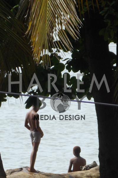 Harlem Boy Media Design Portfolio Fine Art Photography Images Best Friend Skipping Stones Dom Rep