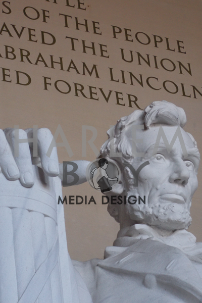 Harlem Boy Media Design Portfolio Fine Art Photography Images Lincoln Memorial DC