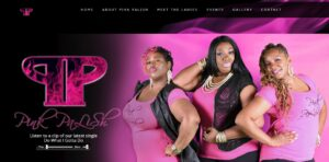 Pink Palish Home Page