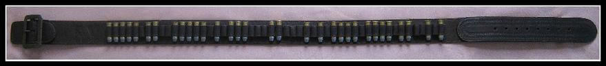 Rancheros Vistadores Cartridge Belt