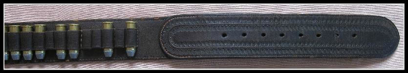 Rancheros Vistadores Cartridge Belt pic