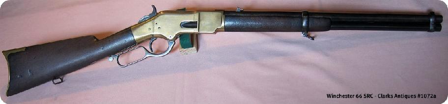 Winchester 1866 Trapper SRC