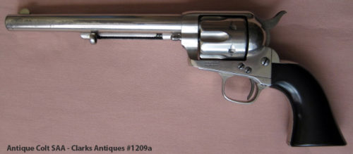 Antique Colt SAA 45