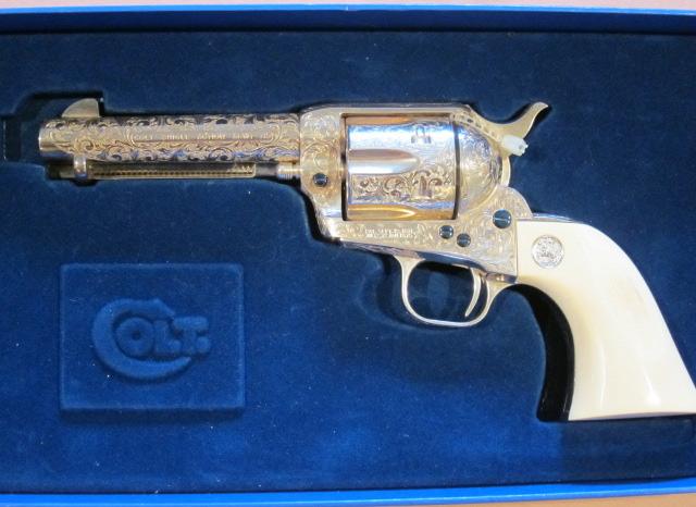 Colt SAA 3rd Gen