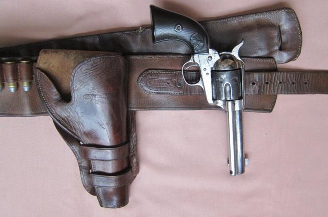 JS Collins Rig & Colt 45