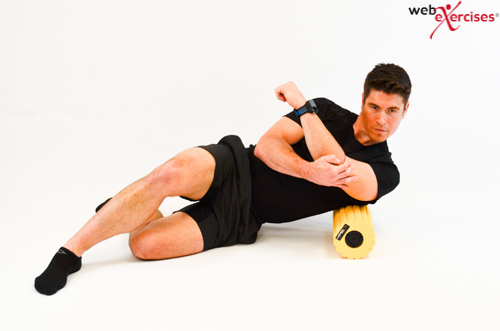 Benefits of foam rolling for self-myofascial relief
