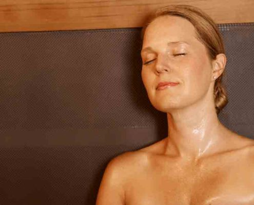 Sunlighten Infrared Sauna