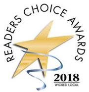 Readers Choice Award 2018