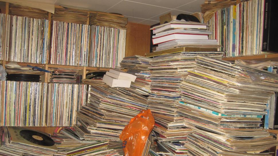 Nice vinyl Collection