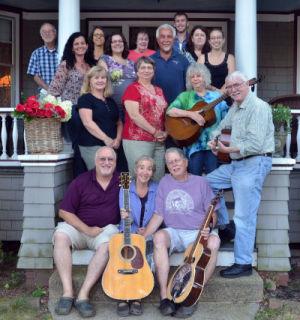 The Rose Garden Crew