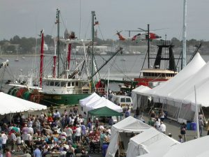 The 2017 Working Waterfront Festival @ New Bedford Waterfront | New Bedford | Massachusetts | United States