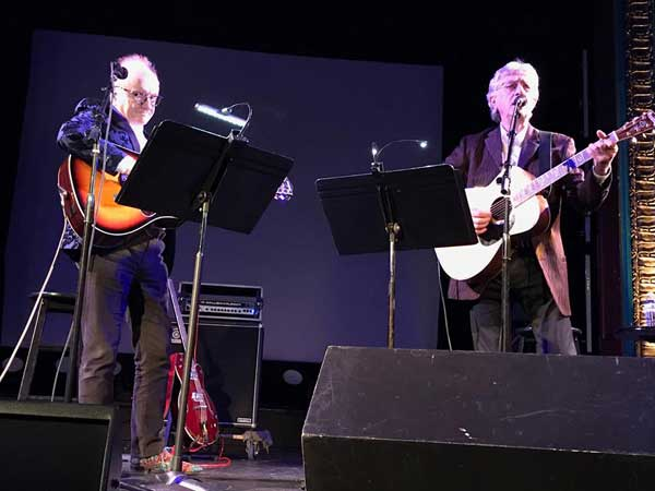 Peter Asher and Peter Clyde