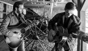 The Meadows Brothers In Concert @ The Rose Garden Coffeehouse