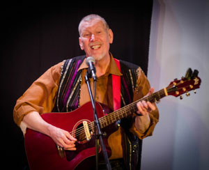 Martin Swinger In Concert @ The Rose Garden Coffeehouse