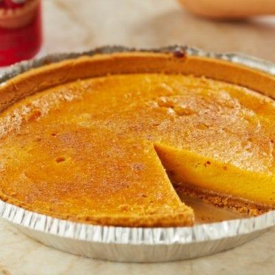 Simple and Delicious Squash Pie