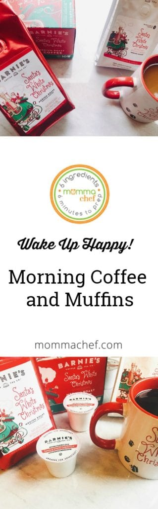 Quick and Delicious Coffee and Muffins